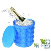 Quality Portable Ice Genie Silicone Ice Cube Maker for sale
