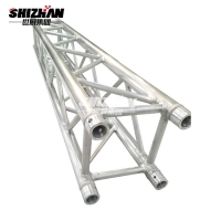 Buy cheap Stage Display Lift Aluminum Truss System 400x400mm from wholesalers