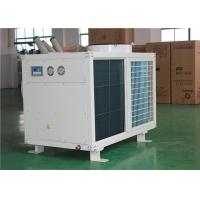 Buy cheap 61000BUT Spot Cooler Rental , Outdoor 5 Ton Mobile Cooling Unit For Large Scale from wholesalers