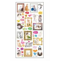 Quality Novelty Decoration Childrens Wall Glitter Stickers BL17003 for sale