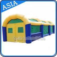 Quality Amazing Inflatable Event Tent Paintabll Field Inflatable Party Tent for sale