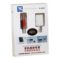 Quality programmer adapter mijing iphone repair power line apple dedicated repair power cable for sale