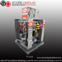 Best China Custom Point-of-Purchase Display with hooks in four sides wholesale