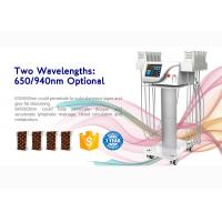 Buy Ce Approved 4d Lipo Laser Slimming Machine With 6/8/10/12/14/16 Pads at wholesale prices
