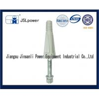 Quality Transmission Line Hardware Pin Insulator Spindle High Strength HDPE New Material for sale