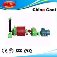 Quality hoist winch for pulling and lifting for sale
