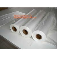 Quality Plastic Construction Film,Construction Industrial Heat Shrink Wrap film roll,LDPE white rolling film,construction builde for sale