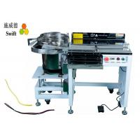 Quality Desktop Type Automatic Nylon Cable Tie Machine For Soft Simple Wiring for sale