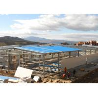 Quality Custom Industrial Steel Structure For Warehouse Easy To Assemble for sale