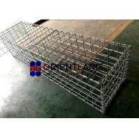 Quality Small Galvanized Welded Gabion Baskets Gabion Wall Fence 4.0mm 5.0mm Wire Gauge for sale