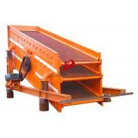 Quality Little Noise Circular Mining Vibrating Screen For Ore Stone Sieving for sale