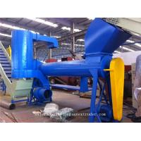 Quality High Precision PET Bottle Recycling Line , Recyling Plastic Granulator Machine for sale