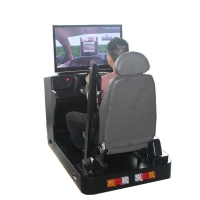 Buy cheap Projector Car Simulator Can Be Connected To An External Display To Learn Car from wholesalers