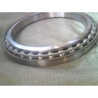 Buy cheap Chrome Steel Ball Bearing Slewing Ring , Large Swing Bearing Excavator from wholesalers
