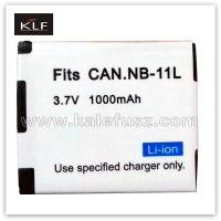 Quality Digital camera battery NB-11L for Canon for sale