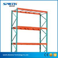China US heavy duty Warehouse storage teardrop pallet racking system on sale