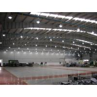 China Portable Structural Steel Metallic Metal Building with Long Life Span on sale
