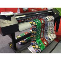 Quality 160cm Eco Solvent Printer Epson DX7 Print Head For Wall Paper Printing for sale
