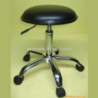Quality ESD and Cleanroom PVC Leather Stool for sale