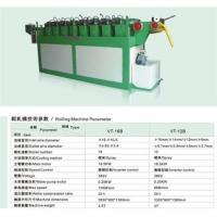 Buy cheap pure zinc wire rolling machine from wholesalers