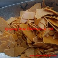 China Low Ferric NaHS Sodium Hydrosulphide Flakes 70% min for copper mining on sale