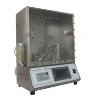 45 Degree Automatic Flammability Tester for sale