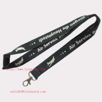 Quality Heat Transfer Printing Exhibition Lanyards for sale