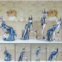 Best European fashion girl art craftwork Decoration wholesale