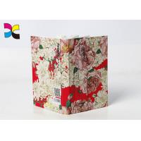 Quality White Card Paper Printed Journal Books Sewing And Edition Binding for sale