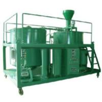 Quality Lye Series Waste Engine Oil Recycling System for sale