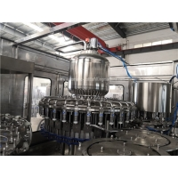 Quality Hot Filling SS304 Juice Manufacturing Equipment , Juice Bottle Filling Machine for sale