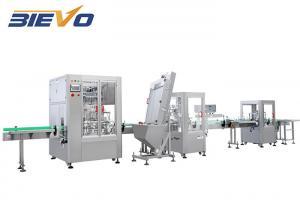Quality 8 Heads 450V 200bph Olive Oil Filling Machine for sale