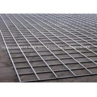 Quality Galvanised Welded Wire Mesh Panels 0.5 - 1.8 Mm Width For Constructing Animal Cages for sale
