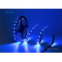 China High Brightness 5050 RGB Flexible LED Strip Lights For House Decorating on sale