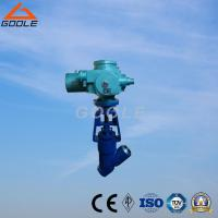 Quality Electric Y Type Pressure Seal Globe Valve (GAJ965Y) for sale