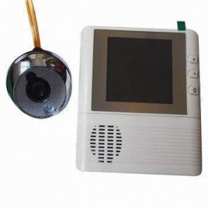 Quality Door Viewer, Peephole with Doorbell Function for sale