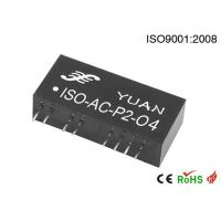 China 24vdc to 12vdc Analog Signal Converter for AC Signal Acquisition And Transformation on sale