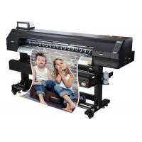 Cheap Double Sided Eco Solvent Printer 1700mm Large Format Banner Printing for sale
