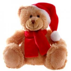 Quality Christmas Teddy Bear Plush Toys for sale