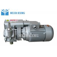 Quality XD Monoblock Rotary Vane Vacuum Pump , Single Stage Air Pump For CNC Router for sale
