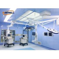 China Customized Size Modular Operating Room Corrosion Resistant Prevent Bacteria Growing on sale