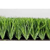Best Green PP Woven Artificial Grass Lawn For Outdoor Soccer Courts 50mm Dtex8000 wholesale