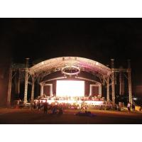 Buy cheap Easy install Durable Large Aluminum Stage Truss system for Indoor or Outdoor from wholesalers