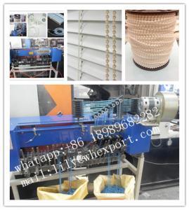 Best plastic ball chain making machine wholesale