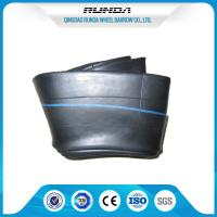 Quality Resist Wear Motorcycle Tire Tubes 8-10MPA 25%-55% Rubber Containt SGS Approval for sale