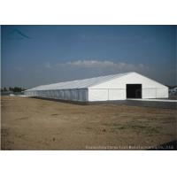 China White Marquee Outdoor Tent Use For Storage, 10m By 30m Large Temporary Warehouse Tent on sale