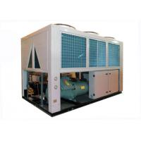 Quality Bitzer Compressor R407C Air Cooled Screw Chiller 80 Ton Cooling Capacity for sale