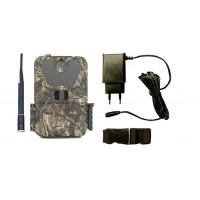 China Wildlife Motion Sensor CameraWIth Mounting Strips , Remote Trail Camera Linked To Cell Phone on sale