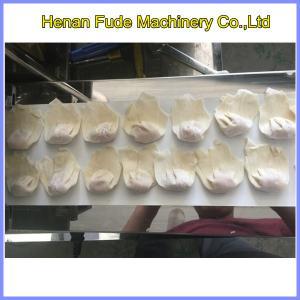 Quality wonton que hace la máquina, máquina de fabricación de los raviolis for sale