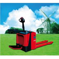 China 2.5 Ton Warehouse Forklift Trucks For Material Handling , Electric Pallet Truck on sale